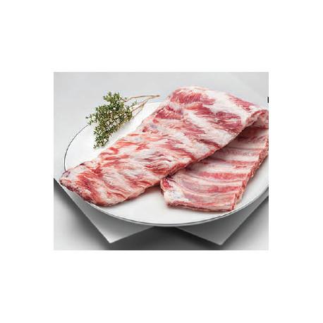 Côtes de porc ibérique