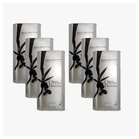 Huile d'olive extra BIO - Canette 1L