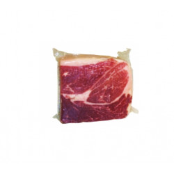 Jambon sec Jamón Ibérico, label rouge